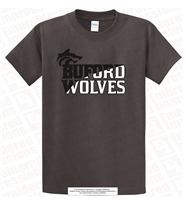 Buford Half and Half Tee