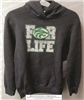 Buford Wolves For Life Hoodie