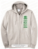 Vertical Knockout Buford Fleece Full-Zip Jacket