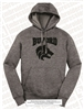 Buford Distressed Applique Hoodie
