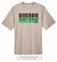 Buford Lines Dry Fit Tee