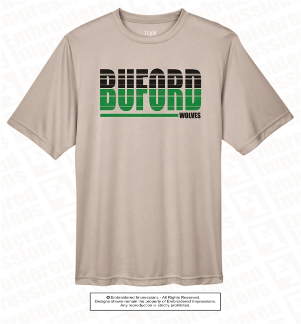 Buford Lines Dri-Fit Tee