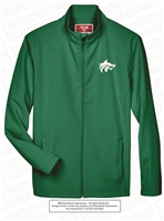 Buford Wolf Head Full Zip Soft Shell Jacket