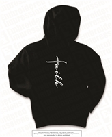 Faith Hoodie in Black