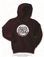 Stallions Nation Hoodie in Athletic Maroon