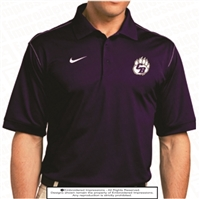 Cherokee Bluff Bears Nike Polo