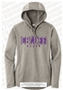 CBluff PosiCharge Heather Fleece Hooded Pullover