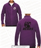 Cherokee Bluff Etched Fleece Jacket