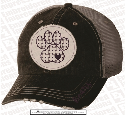 Cherokee Bluff Paw Patch Cap