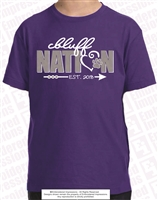 Bluff Nation Tee