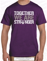 Together We Are Stronger Tee
