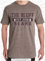 The Bluff Bears Established 2018