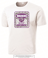 CBluff Bear Country Warning Dri-Fit Tee