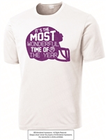 Most Wonderful Time Wicking Tee