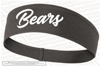 Polyester Bears Head Band