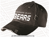 Cherokee Bluff Distressed Cap