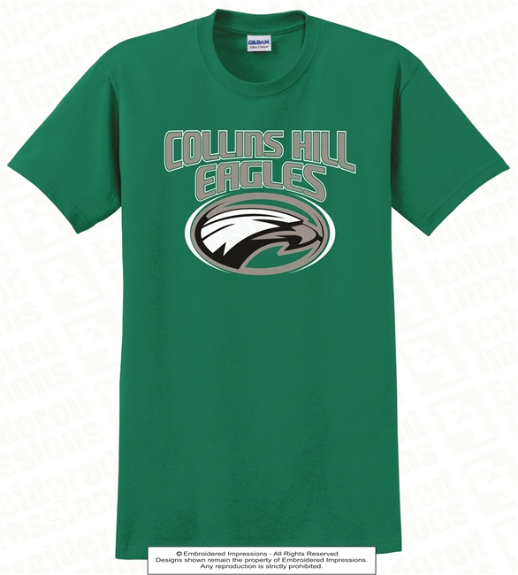 Collins Hill Eagles Tee