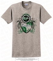 Vintage Eagles Shield Tee