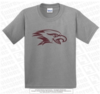Chastatee War Eagles Heat-Pressed Tee