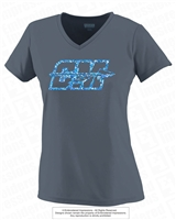 CM Glitter Wicking Tee