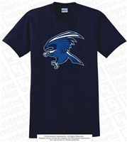 Ready-to-Attack Hawks Cotton Tee