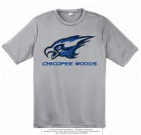 Chicopee Woods Hawks Dri-Fit Tee