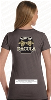 Tied to Dacula Tee Shirt