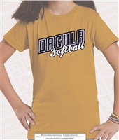 Dacula Softball Tee Shirt