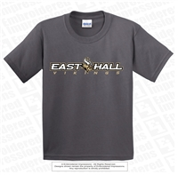 East Hall Vikings Complete Logo Tee