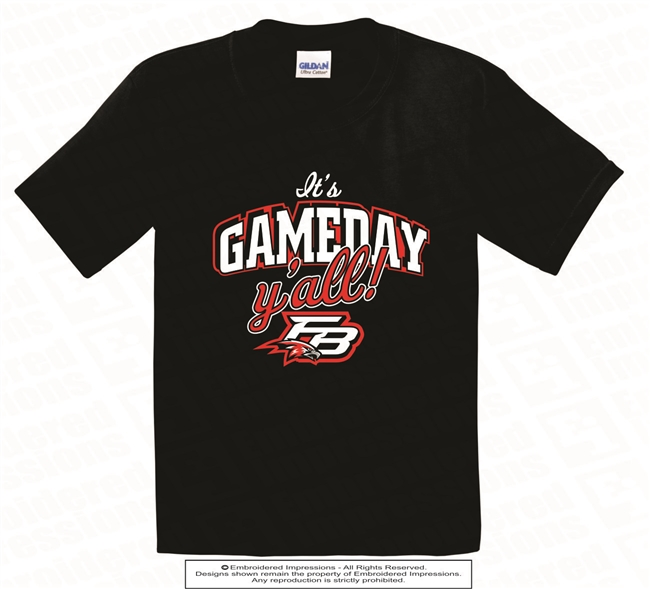 Flowery Branch Falcons Gameday Tee