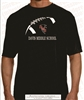 Davis Middle School Football Tee