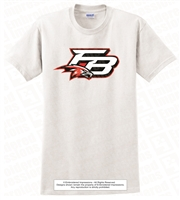 Big FB Falcons Logo Tee