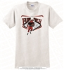 Falcons Football Player Tee