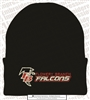 Flowery Branch Falcons Knit Beanie
