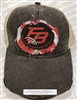 Distressed FB Falcons Mesh Cap