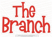The Branch Sticker