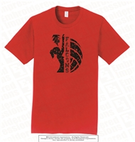 Falcons Volleyball Tee