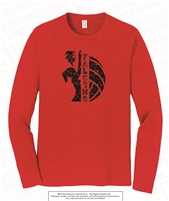 Falcons Volleyball Long Sleeve Tee