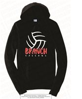 BRANCH Volleyball Hoodie