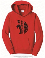 Falcons Volleyball Hoodie