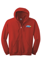 Georgia Legacy Full Zip Hooded Sweatshirt