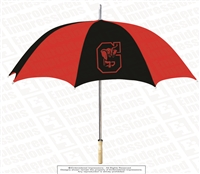 The Red Elephants Umbrella