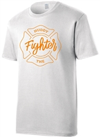Huddy The Fighter Fund Tee