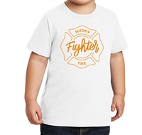 Huddy The Fighter Fund Toddler Tee