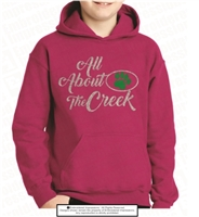 Ivy Creek Cubs Heavyweight Hooded Sweatshirt
