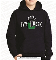 Ivy Creek Cubs Paw Heavyweight Hooded Sweatshirt