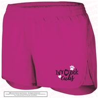 Girls and Ladies Running Shorts