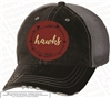 Hawks with Arrows Distressed Cap