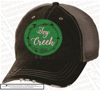 Ivy Creek Distressed Arrow Cap
