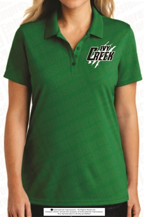 Ladies Dry Zone UV Micro-Mesh Polo